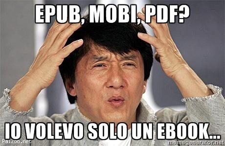 formati epub mobi pdf formati ebook