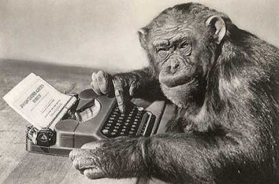 writing-monkey
