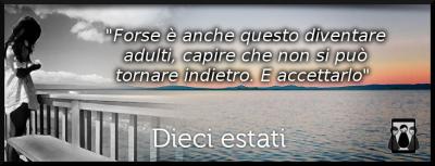 Dieci Estati Giulia Menegatti