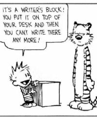 blocco scrittore 2