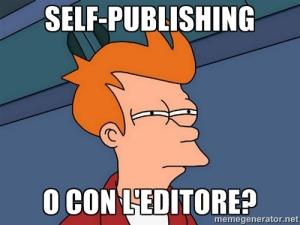 self publishing o editore