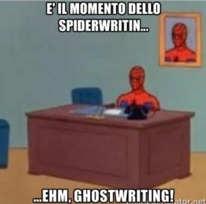 ghost writer ghostwriter