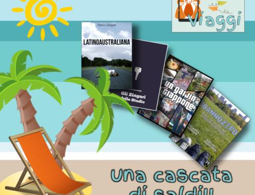 """Summer Sales 2016: Tutti gli ebook della collana """"Viaggi"""" a -50%!"""