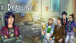 the deadline visual novel
