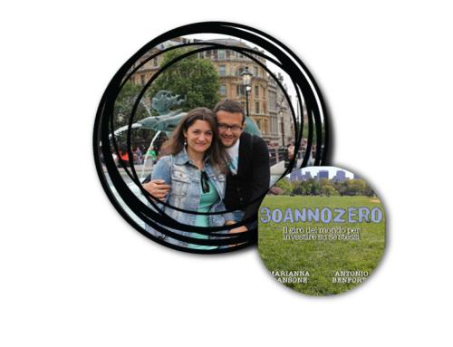 Marianna Sansone e Antonio Benforte